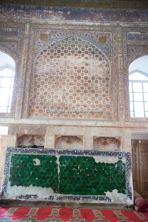 Baland Mosque  Boukhara  Ouzbekistan  .///.la mosquee Baland  Boukara  Ouzbekistan .///.OUZB56271