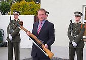 Kennedy Homestead Rifle handover