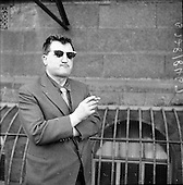 09/02/1961 Brendan Behan Leaves the High Court