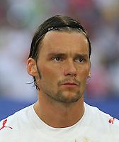 Fussball WM 2006  Gruppenspiel  Vorrunde  Nationalmannschaft Tschechien Marek Jankulovski (CZE)