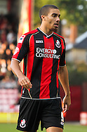 Picture by Tom Smith/Focus Images Ltd 07545141164<br /> 26/12/2013<br /> Lewis Grabban of Bournemouth during the Sky Bet Championship match at the Goldsands Stadium, Bournemouth.
