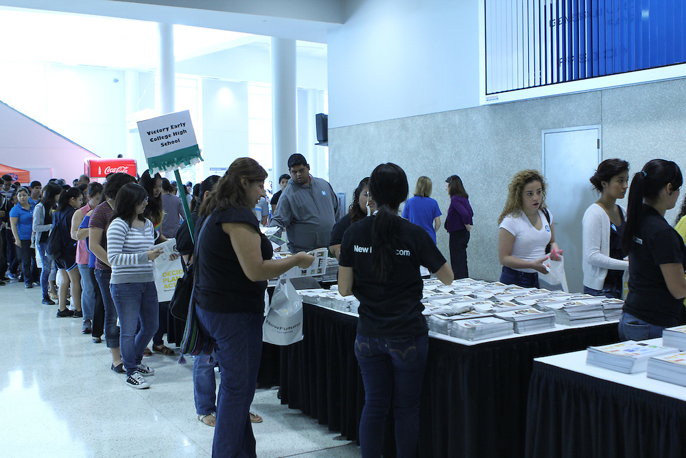 New Futuro College & Career Fair