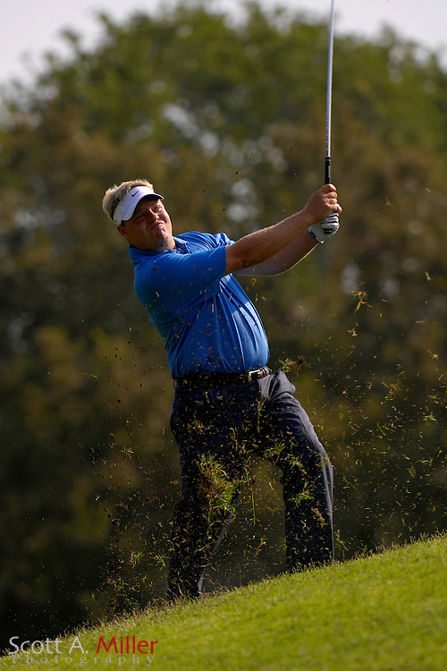 Carl Pettersson during  the Players Championship at TPC Sawgrass on May 11, 2007 in Ponte Vedra Beach, Fl...©2007 Scott A. Miller