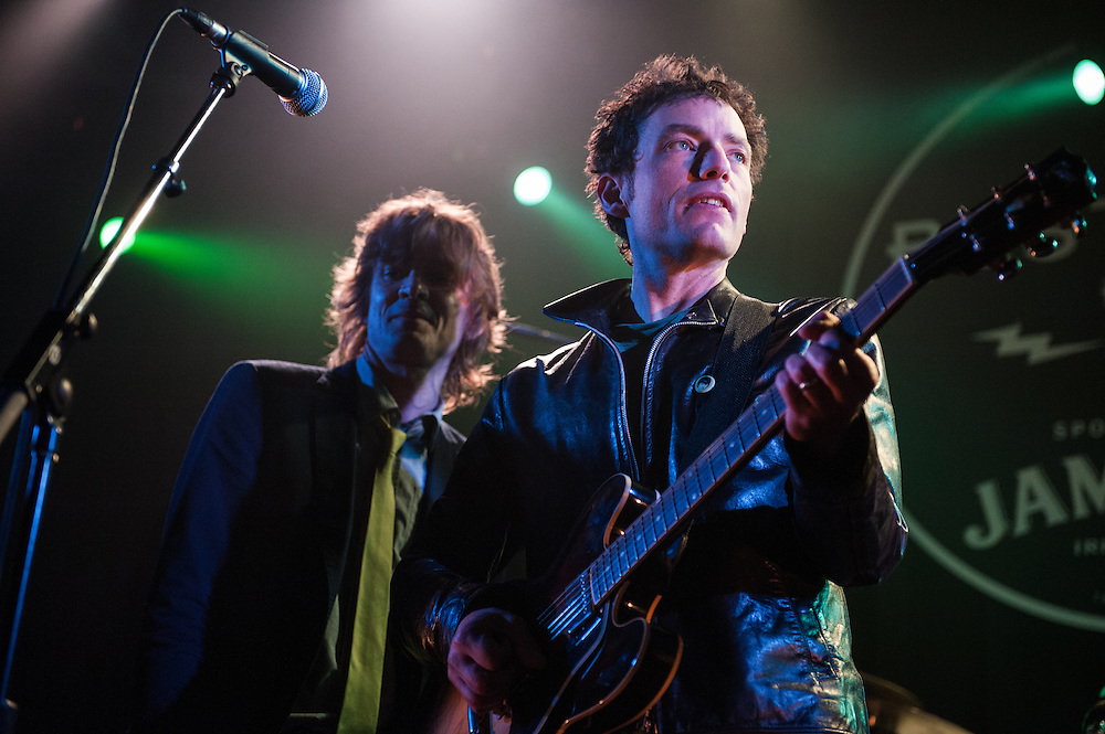 Jakob Dylan performs as part of Petty Fest 2014 at Metro