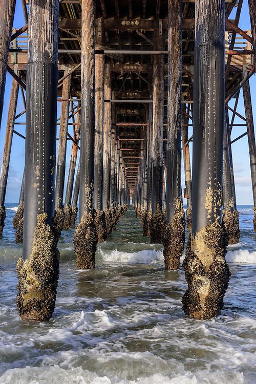 Oceanside Municipal Pier, California