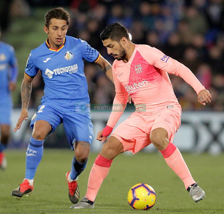 صور مباراة : خيتافي - برشلونة 1-2 ( 06-01-2019 ) 664964-012