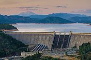 Shasta Dam and Shasta Lake, Shasta County, California