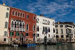 Grand Canal, Venice, Italy / Italia December 5, 2007.