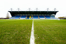 A general view of Kassam Stadium  prior to kick off  - Mandatory by-line: Ryan Hiscott/JMP - 29/12/2018 - FOOTBALL - Kassam Stadium - Oxford, England - Oxford United v Bristol Rovers - Sky Bet League One