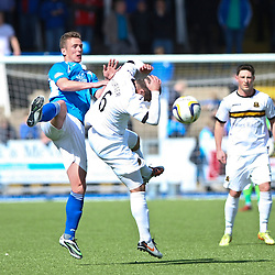 Queen of the South v Dumbarton | Scottish Championship | 25 April 2015
