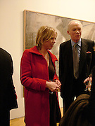 Flora Fairbairn, Catherine Goodman and David Dawson: 2 London painters-private view. Marlborough. 23 November 2004. ONE TIME USE ONLY - DO NOT ARCHIVE  © Copyright Photograph by Dafydd Jones 66 Stockwell Park Rd. London SW9 0DA Tel 020 7733 0108 www.dafjones.com