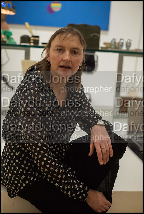 HARRIET VYNER, Pace Gallery, London. 5 March 2015.