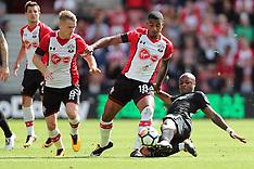 Southampton v West Ham United - 19 Aug 2017
