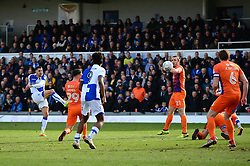 Liam Sercombe of Bristol Rovers takes a shot at goal - Mandatory by-line: Dougie Allward/JMP - 10/03/2018 - FOOTBALL - Memorial Stadium - Bristol, England - Bristol Rovers v Northampton Town - Sky Bet League One