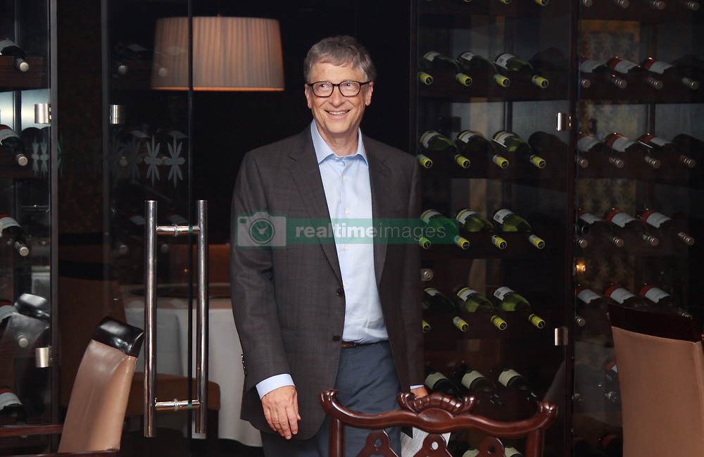 August 9, 2017 - Dar es Salaam, Tanzania - Philanthropists BILL GATES arriving to meet up again with Graca Machel in Tanzania, where Machel opened the second Women Advancing Africa (WAA) conference, on Wednesday, which  convened over 250 women leaders to discuss the critical role women play in shaping Africa's future. Gates and Machel, widow of former South African President Nelson Mandela talked about their shared vision on Africa's development, during Bill's short visit to Tanzania, to learn more about the country's development priorities. They last saw each other, when Bill delivered the The 14th Nelson Mandela Annual Lecture in Johannesburg. The Bill and Melinda Gates Foundation partners with the Graca Machel Trust to advance issues of food security, nutrition and maternal newborn childbirth. (Credit Image: © Ric Francis via ZUMA Wire)