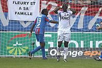 FOOTBALL - FRENCH CHAMPIONSHIP 2010/2011 - L1 - SM CAEN v TOULOUSE FC - 24/04/2011 - PHOTO ERIC BRETAGNON / DPPI - MOUSSA SISSOKO (TOU)