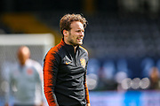 Netherlands Defender Daley Blind  (Ajax) during the Netherlands training session ahead of the Nations League Semi-Final against England at Estadio D. Afonso Henriques, Guimaraes, Portugal on 5 June 2019.