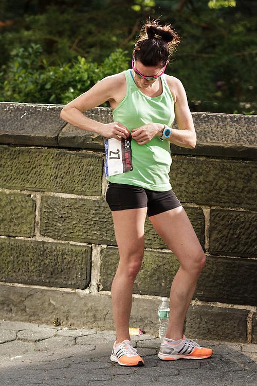 NYRR Oakley Mini 10K for Women: Breege Connolly
