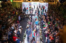 09.10.2015, Europapark, Salzburg, AUT, Praesentation der OeSV Winterkollektion, Modeschau, im Bild Übersicht auf die Modeschau im Europark // during Fashion Show of the Presentation of OeSV winter collection of Austrian Ski Federation OeSV at the Europapark in Salzburg, Austria on 2015/10/09. EXPA Pictures © 2015, PhotoCredit: EXPA/ Johann Groder