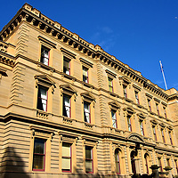 Historic Franklin Square Offices in Hobart, Australia<br />