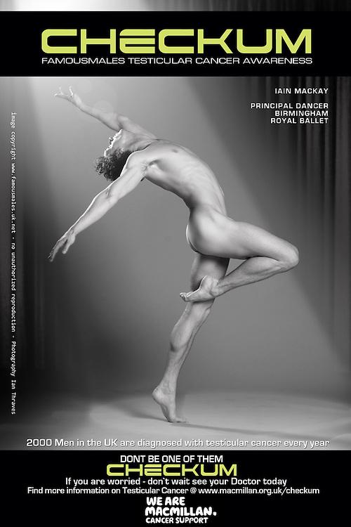 Iain Mackay - Birmingham Royal Ballet