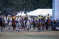 Start endurance<br /> Alltech FEI World Equestrian Games <br /> Lexington - Kentucky 2010<br /> © Hippo Foto - Dirk Caremans