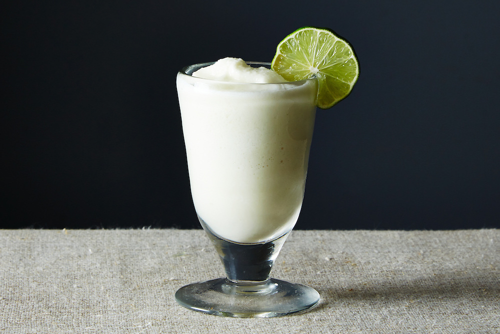 Coconut Lime Slushy