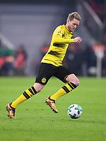 Fussball  DFB Pokal  Achtelfinale  2017/2018   FC Bayern Muenchen - Borussia Dortmund        20.12.2017 Andre Schuerrle (Borussia Dortmund)