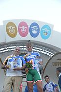 Ciclismo giovanile, 10A Coppa di Sera, Esordienti Secondo Anno Maschi, Borgo Valsugana 10 settembre 2016 <br /> Calì Edmondo D.S.<br /> Calì Francesco<br /> © foto Daniele Mosna