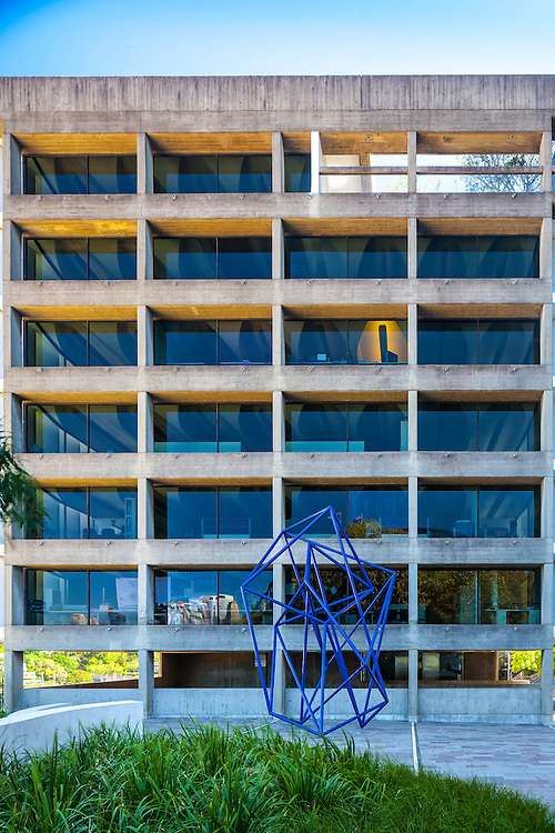seidler offices and apartments, glen street, milsons point, sydney, australia
