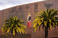 Monet show, M.H. de Young Museum, fine arts museum located in San Francisco's Golden Gate Park, California, Primary Designers: Herzog & de Meuron, Principal Architects : Fong & Chan Architects