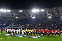 Team Line Ups <br /> Roma 05-12-2017 Stadio Olimpico Uefa Champions League A 2017/2018 Group C AS Roma - Qarabag Foto Andrea Staccioli / Insidefoto
