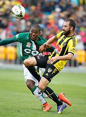 Wellington - Football - A-League, Phoenix v Jets