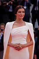 Antigone Kouloukakos at the premiere gala screening of the film Suspiria at the 75th Venice Film Festival, Sala Grande on Saturday 1st September 2018, Venice Lido, Italy.