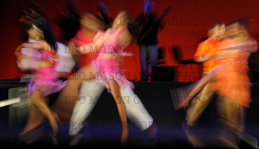 2010 Havana Rakatan dance group <br /> Sadlers Wells <br /> Peacock Theatre UK