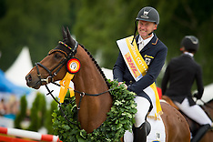 CCI4* Jumping - Luhmuhlen 2016