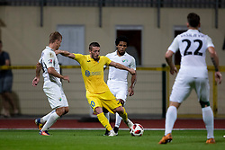 Agim Ibraimi of Domzale during football match between NK Domzale and NK Rudar in Round #2 of Prva liga Telekom Slovenije 2018/19, on April 29, 2018 in Sports Park Domzale, Domzale, Slovenia. Photo by Urban Urbanc / Sportida
