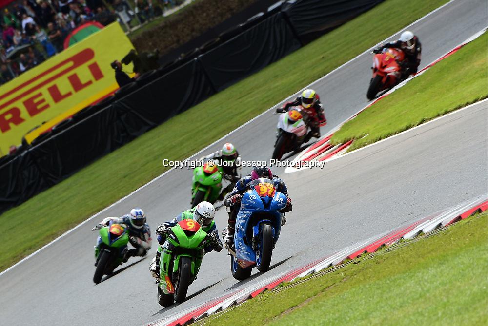 #97 Bradley Perie Kendal Diamond H Racing Yamaha Pirelli National superstock 600 Championship