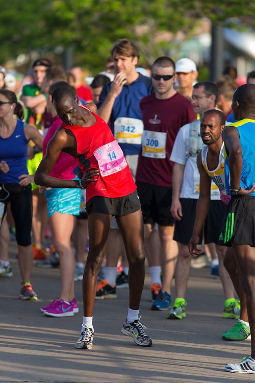 Cellcom Green Bay Marathon 2015.  Photo by Mike Roemer