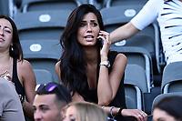 Federica Nargi ( Matri ) <br /> Berlino 05-06-2015 OlympiaStadion  <br /> Juventus Barcelona - Juventus Barcellona <br /> Finale Final Champions League 2014/2015 <br /> Foto Matteo Gribaudi/Image Sport/Insidefoto
