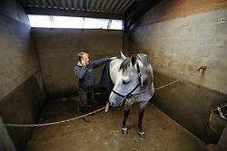 Brondeel Donaat (BEL) - Breemeersen Adorado<br /> Stal De Breemeersen - Aalter 2008<br /> Photo © Dirk Caremans