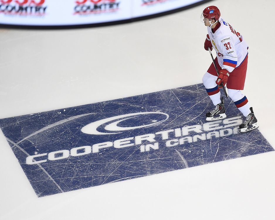 Game 4 of the 2014 SUBWAY Super Series in Kingston, ON on Monday, Nov. 17, 2014. Photo by Aaron Bell/OHL Images