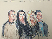 Hatton Garden heists.<br />