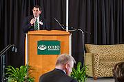Ohio University College of Business Schey Sales Centre Symposium photographed on April 14, 2015.  Photo by Ohio University  /  Rob Hardin