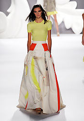 Carolina Herrera show  at  New York Fashion Week, Monday, 10th  September 2012. Photo by: Stephen Lock / i-Images