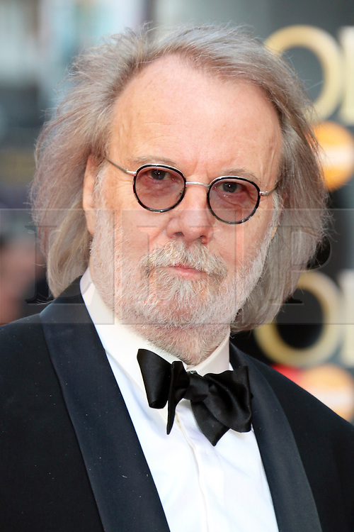 © Licensed to London News Pictures. 13/04/2014, UK. Benny Andersson, The Laurence Olivier Awards, Royal Opera House, London UK, 13 April 2014. Photo credit : Richard Goldschmidt/Piqtured/LNP