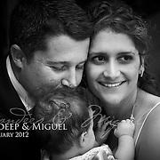 Mandeep & Miguel 2012