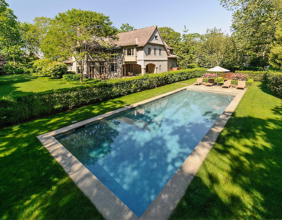 Swimming Pool, 73 Sayre's Path, Wainscott, Long Island, New York