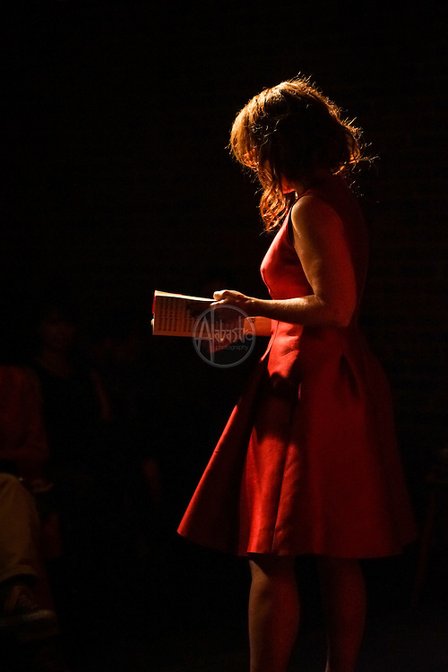 """""""Nothing Ever Goes On Here"""" book launch with author Ellen Newhouse at Georgetown Ballroom."""