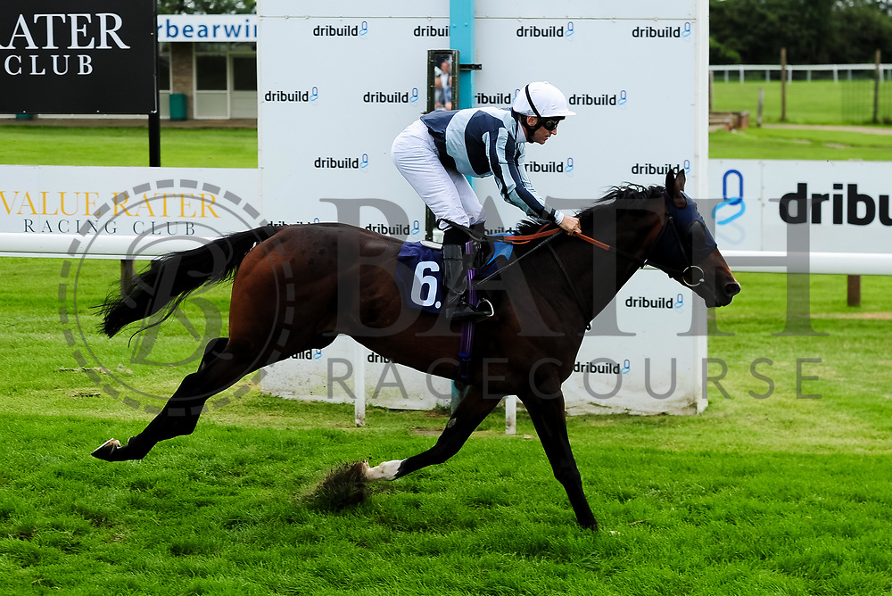El Picador ridden by Pat Dobbs and trained by Sir Michael Stoute in the Weatherbys Racing Bank Foreign Exchange Handicap (Class 4) race. - Ryan Hiscott/JMP - 21/08/2019 - PR - Bath Racecourse - Bath, England - Race Meeting at Bath Racecourse